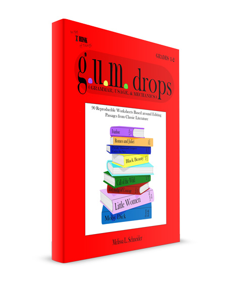 GUM Drops Grammar Grades 1-2