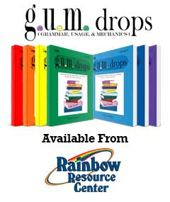 Purchase GUM Drops Grammar from Rainbow Resource Center