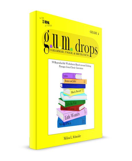 GUM Drops Grammar Grade 4