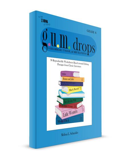 GUM Drops Grammar Grade 6