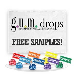 Download Free Samples of GUM Drops